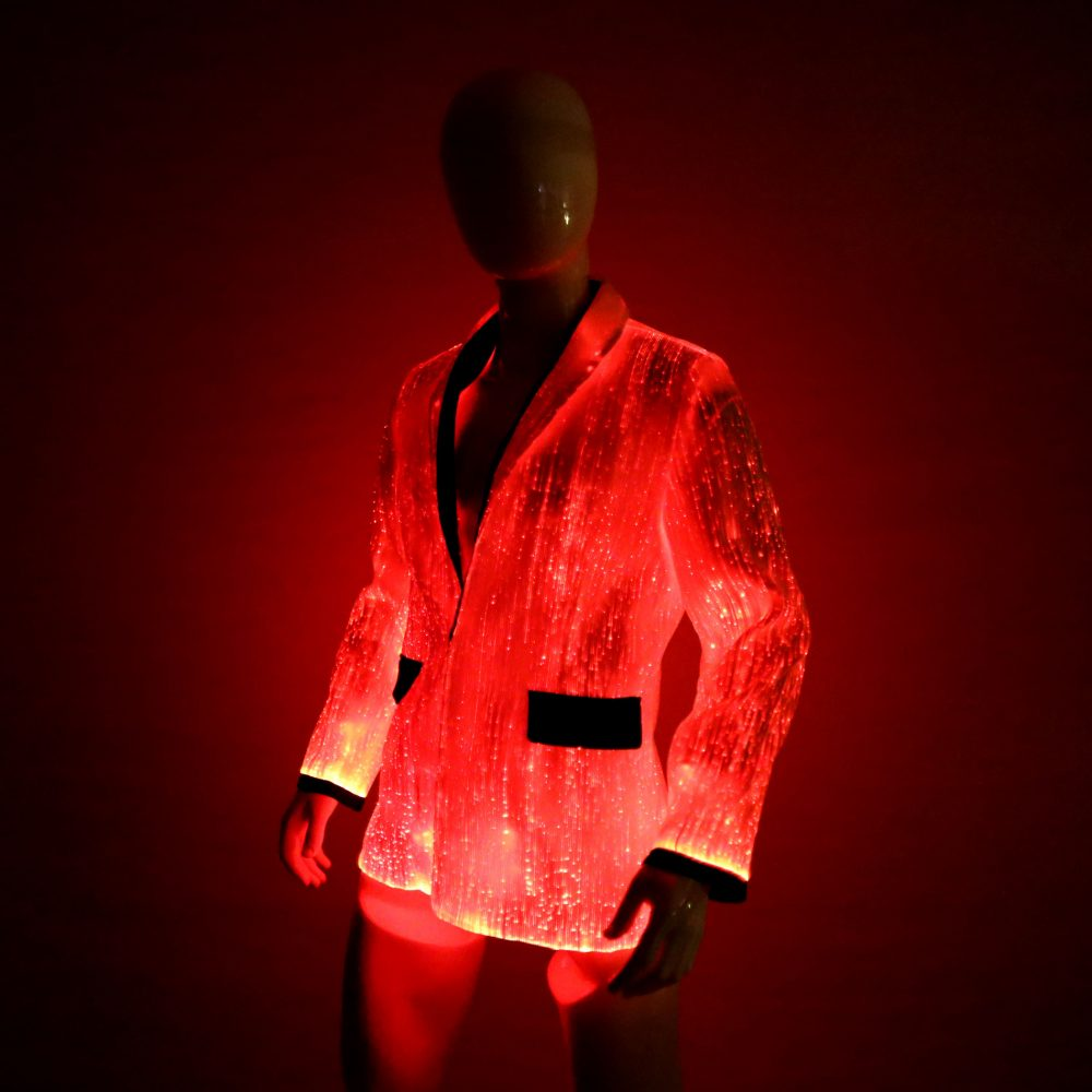 Fiber Optic jackets for men