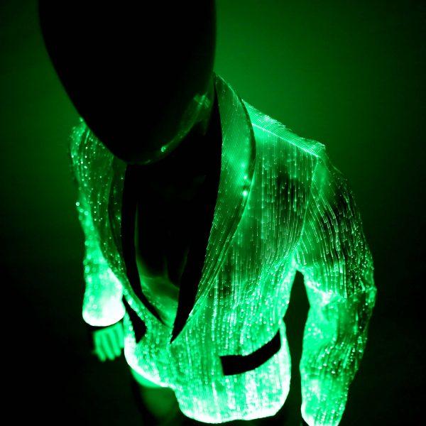 Glow in the dark clothing cool glow