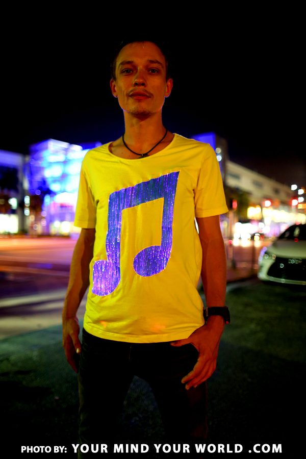 Cool light up t shirts