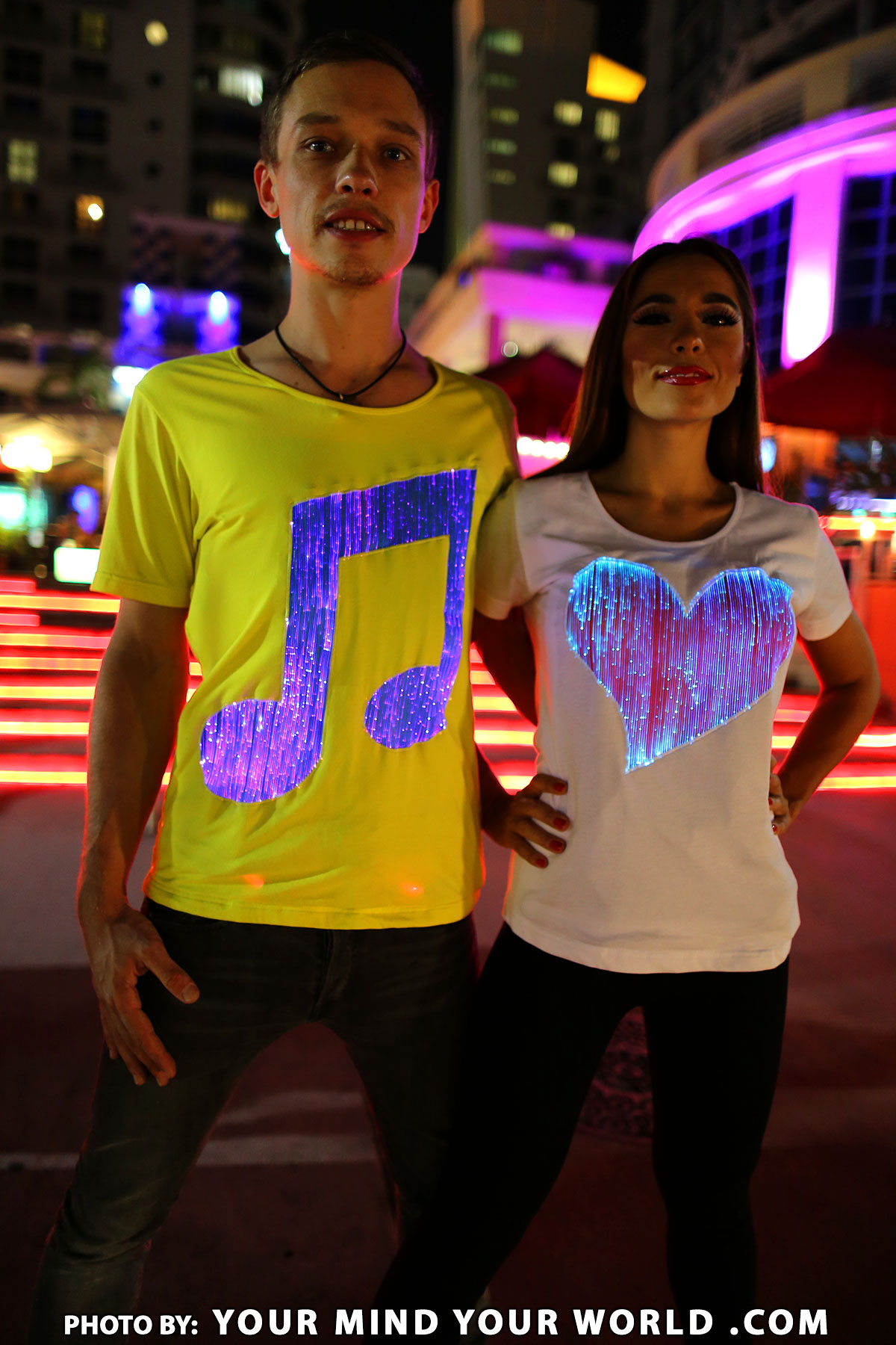 GLOW IN THE DARK T SHIRTS for GIRLS 307aa3256