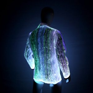 light up luminous jacket