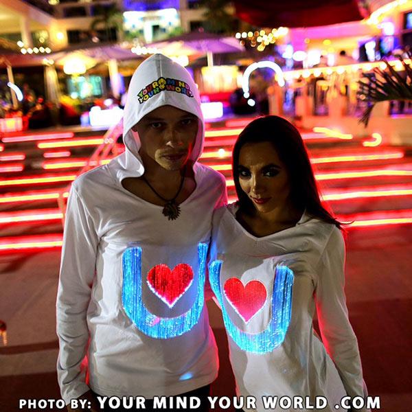 glow in the dark sweatshirts