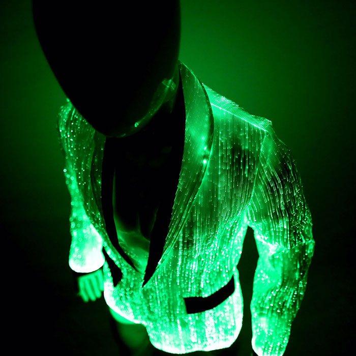 light up jacket