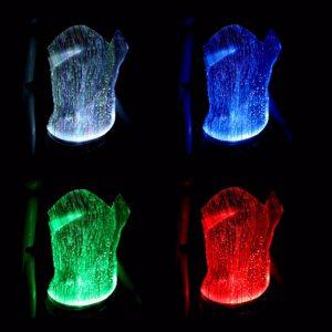 light up led bra