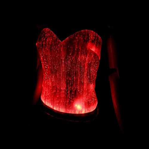 Light up bra