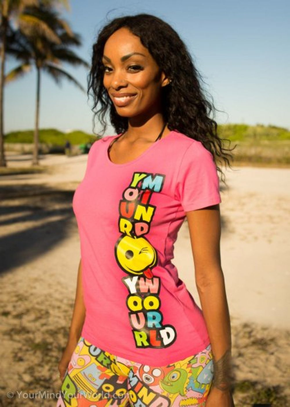 Graphic tees for women