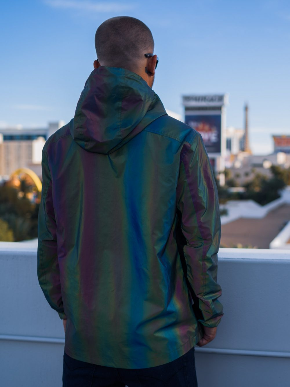 reflective clothing for men