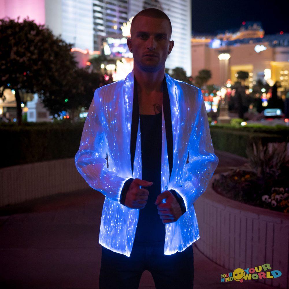led jacket