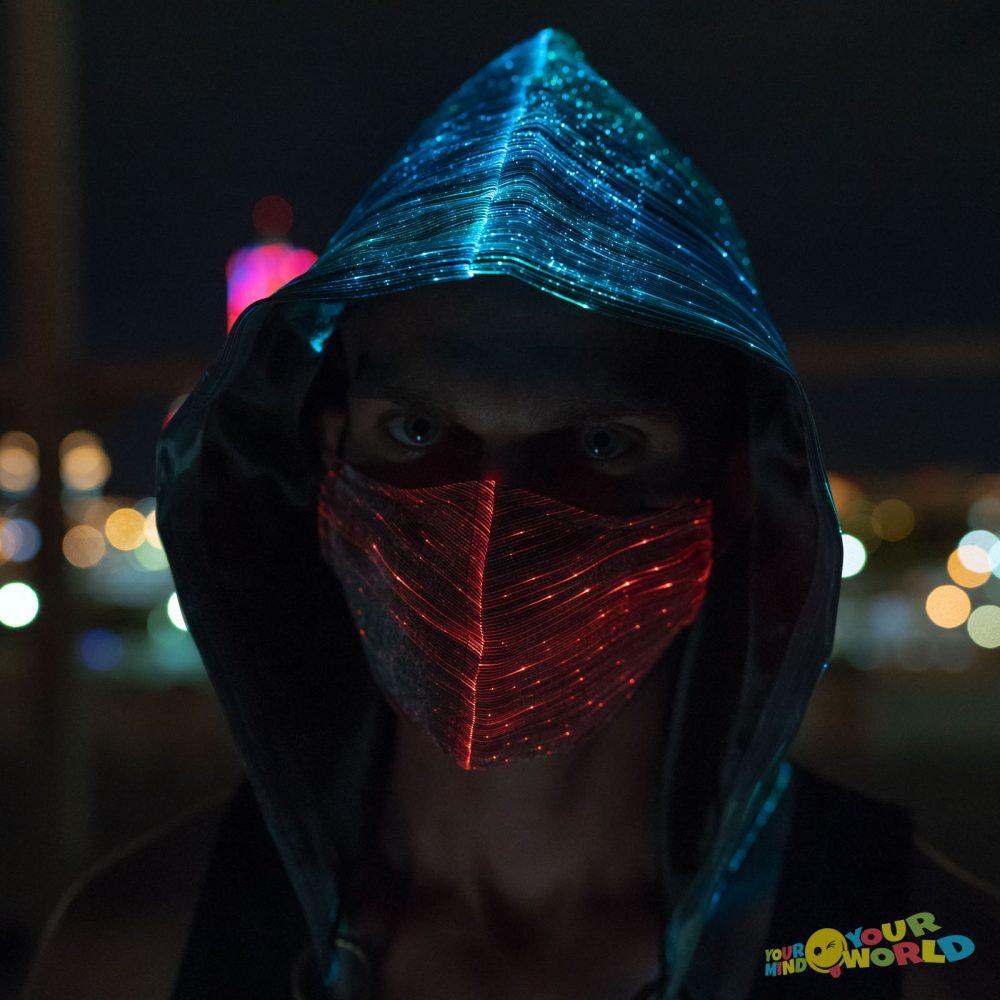 huboptic light up mask