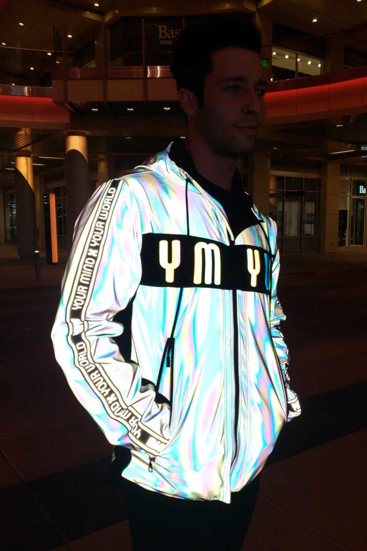 reflective jacket for men