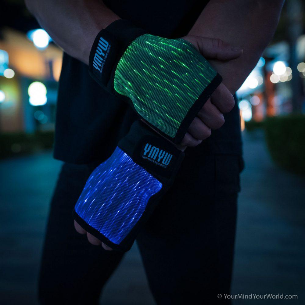 led-gloves for men