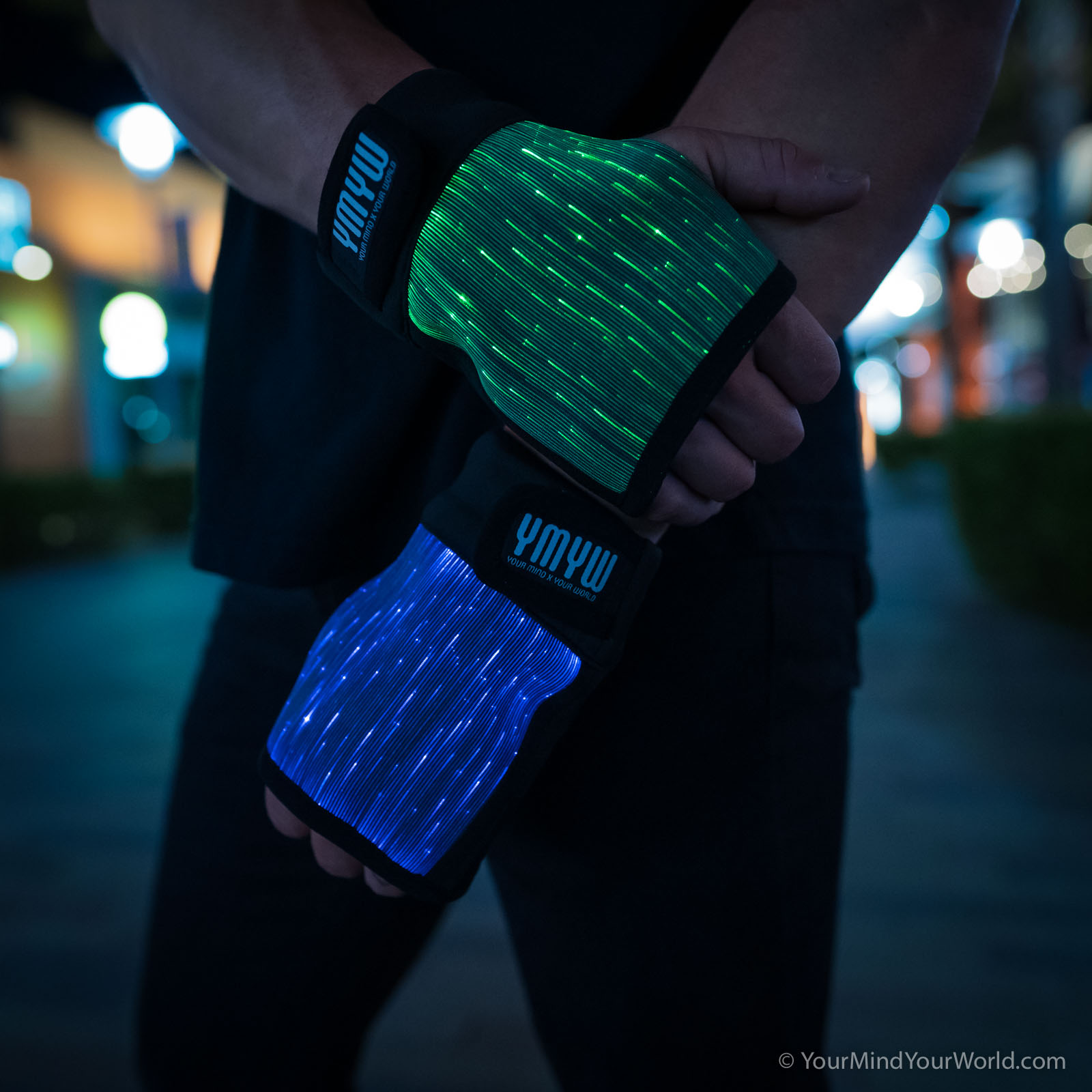 led-gloves for men