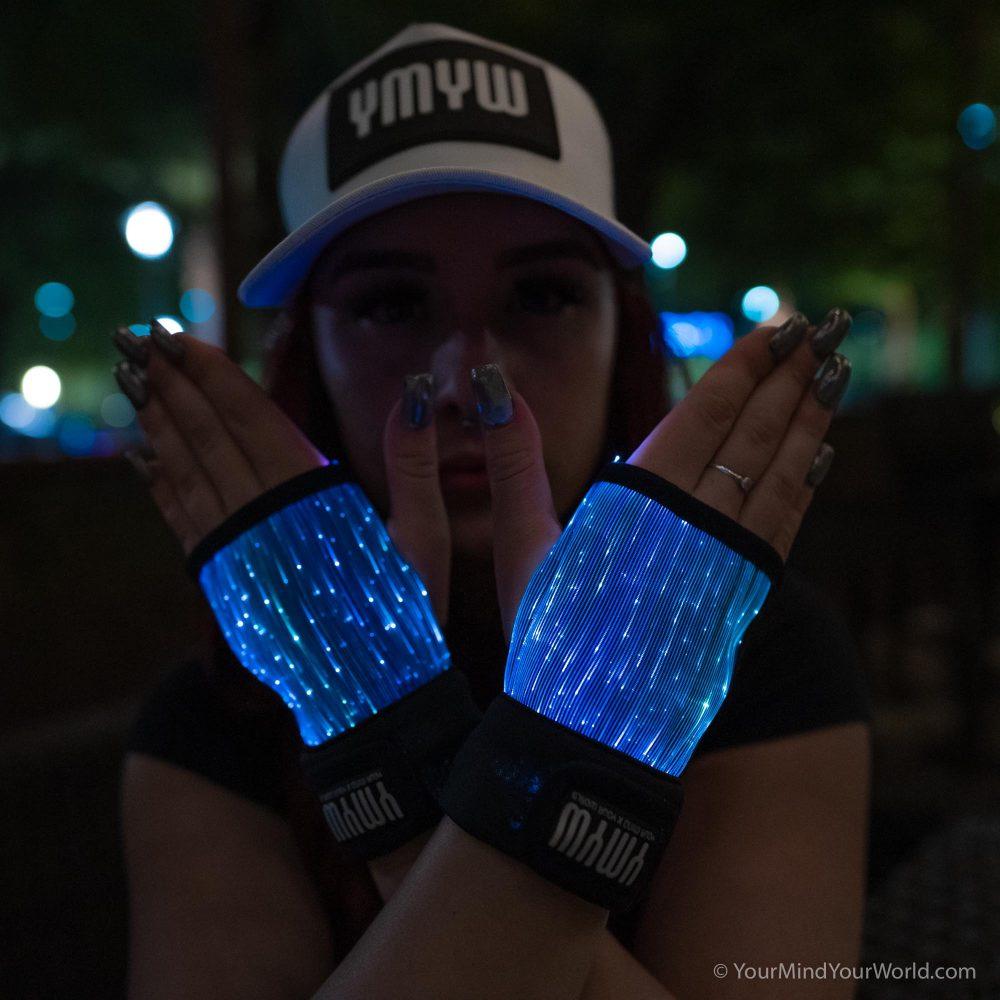 fingerless gloves for women