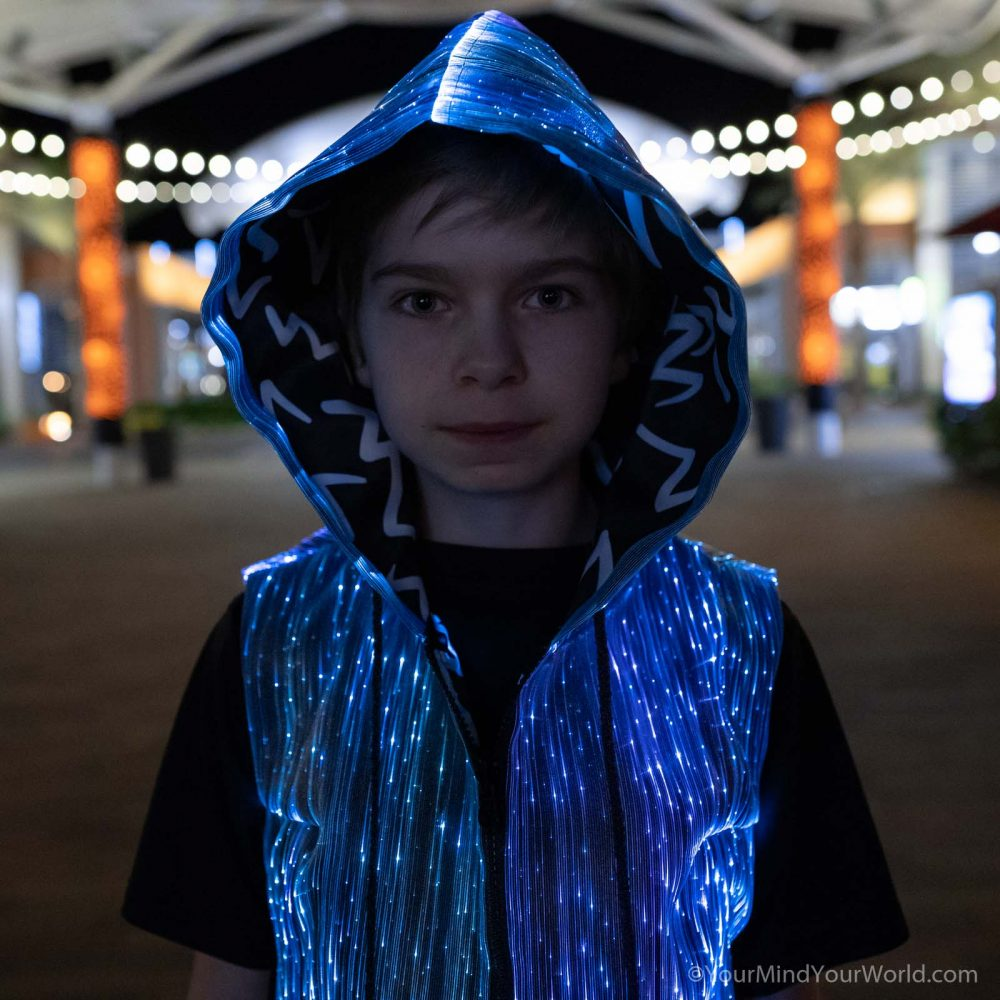Light Up Hoodie for TEENS