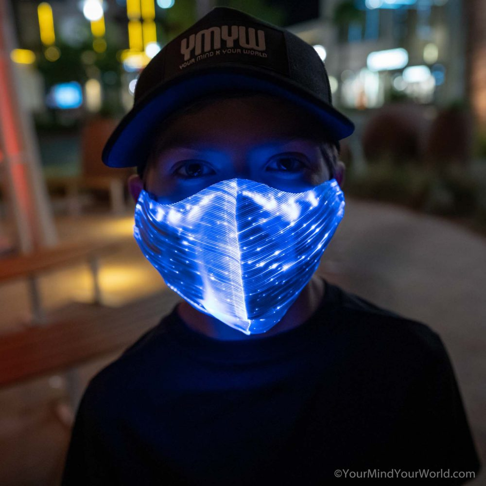 LED MASK for KIDS & TEENS