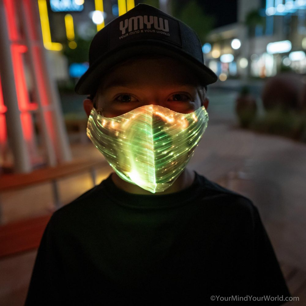 LED MASK for TEENS