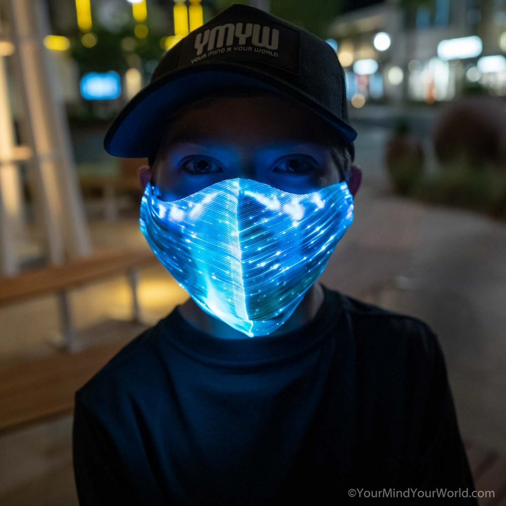 LED MASK for KIDS