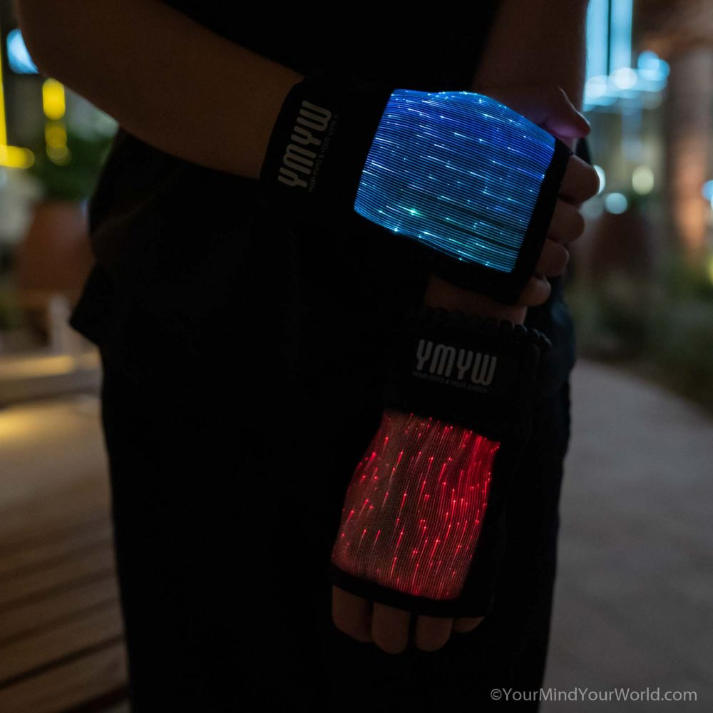 led gloves for kids