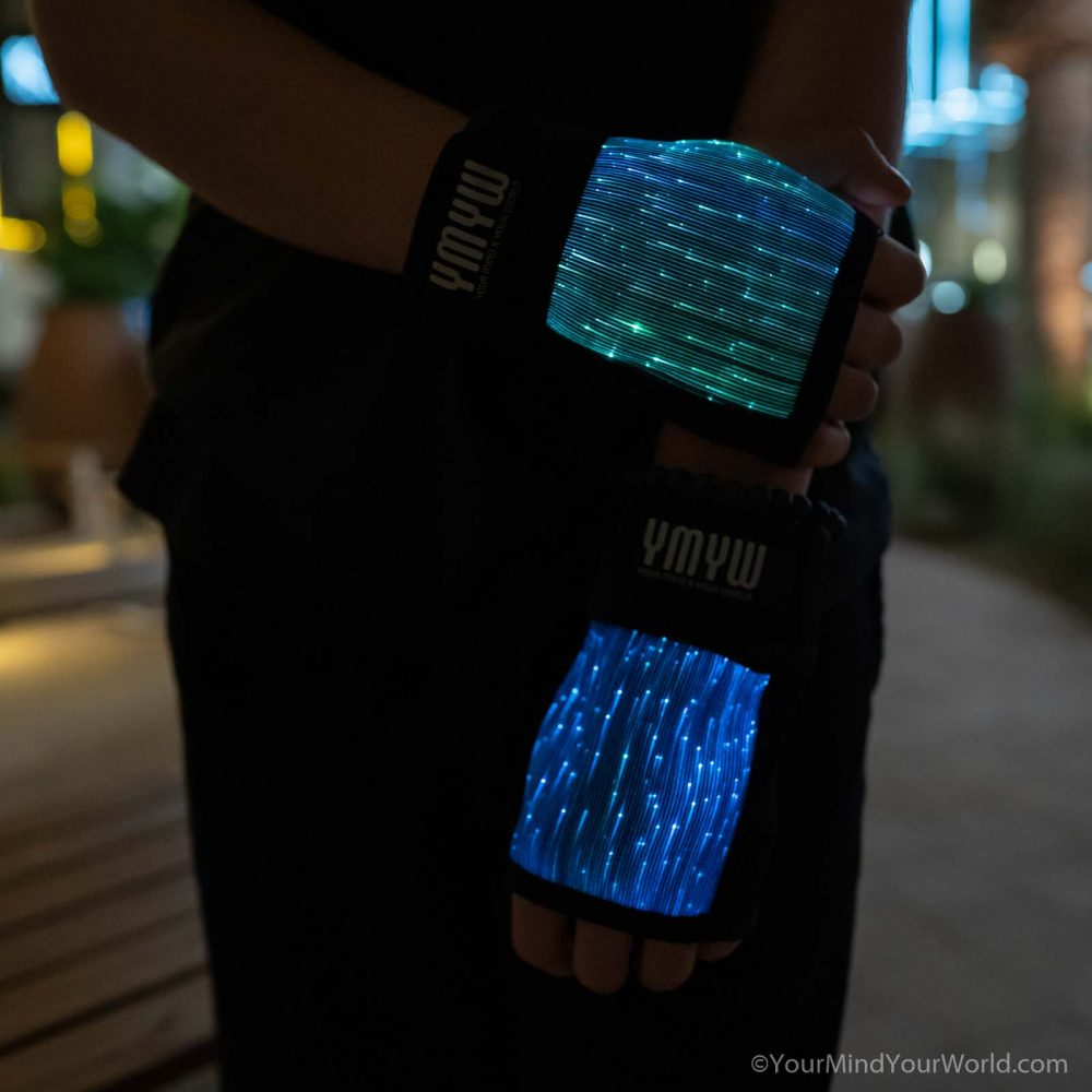 led gloves for kids and teens